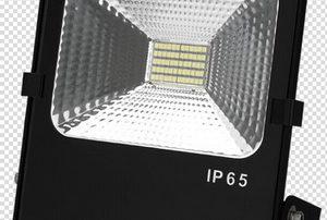 LED floodlight Světelné studio